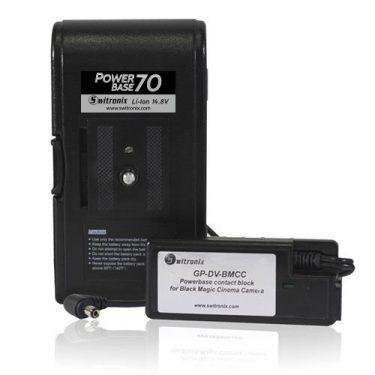 swittronix bp-70 v-mount