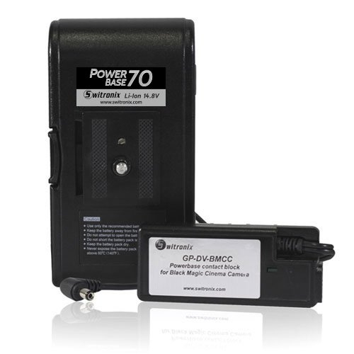 swittronix bp-70 v-mount