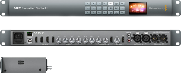 atem production studio 4k