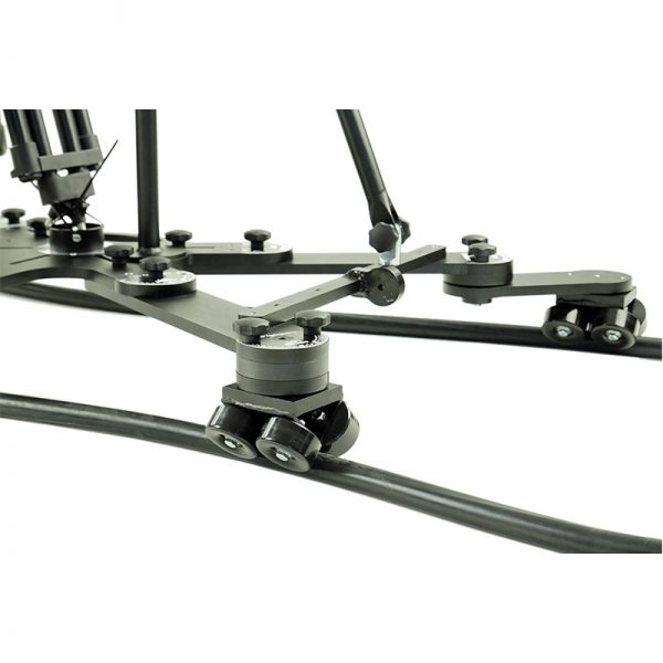 ride-on track dolly