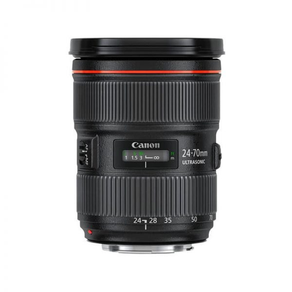 canon ef 24mm - 70mm
