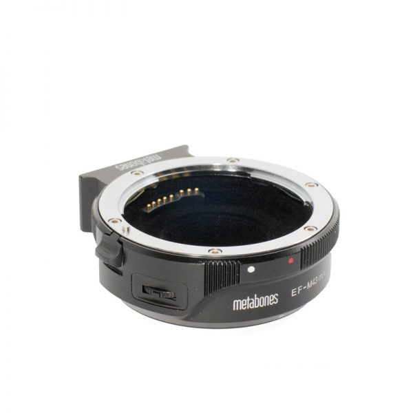 metabones ef mft smart adapter