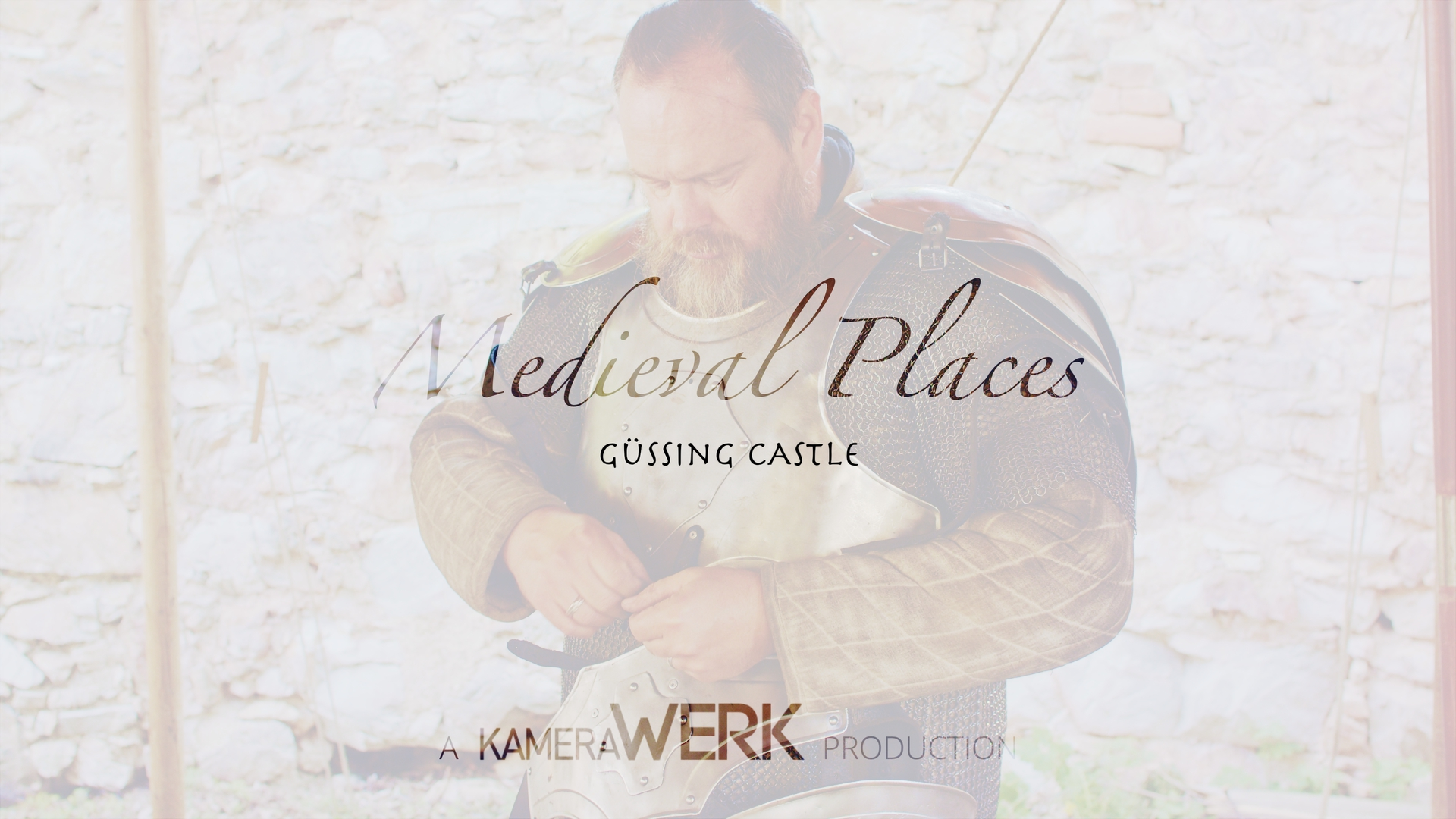 medieval places - Güssing